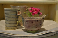 tray cups hart handles